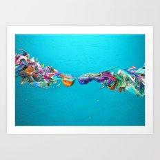 Colour Form & Expression #4 Art Print
