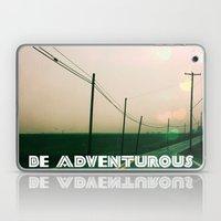 Be Adventurous  Laptop & iPad Skin