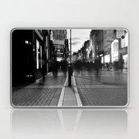 Star Light [Black & Whit… Laptop & iPad Skin