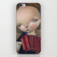 Love song iPhone & iPod Skin