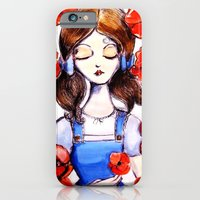 Poppies Will Put Her To … iPhone 6 Slim Case