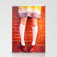 It's All About The Shoes… Stationery Cards