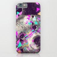 iPhone & iPod Case featuring Piñata BEAR  by Kris Tate