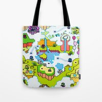 Super Sky World Tote Bag