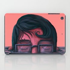 Underwater breath iPad Case
