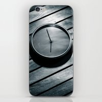The Clock iPhone & iPod Skin