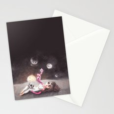 Lost far away from home Stationery Cards