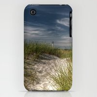 iPhone 3Gs & iPhone 3G Cases featuring Light Tower and Dunes by UtArt