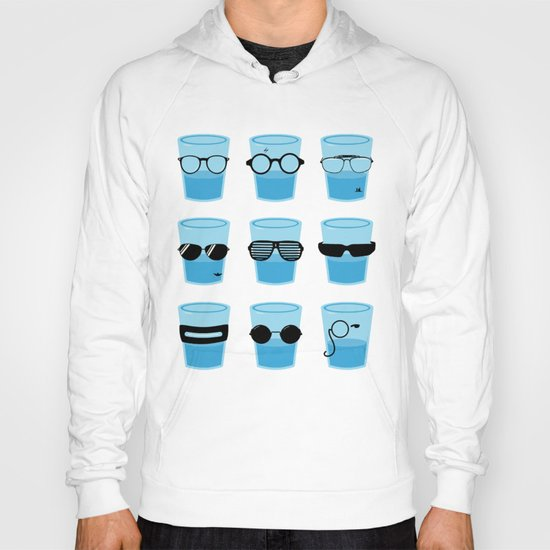 Glasses Hoody
