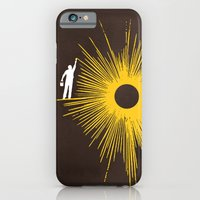 iPhone & iPod Case featuring Beaming by rob dobi