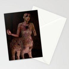 broken hearted dreamer Stationery Cards