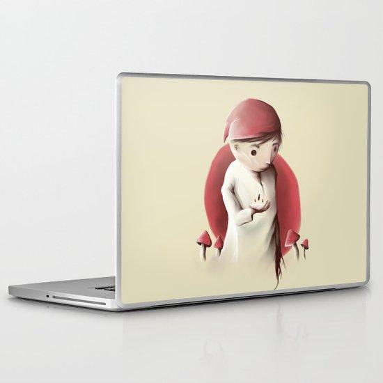 Jimmy and the sleeping pills nigthmare Laptop & iPad Skin