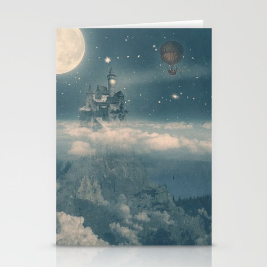 The Way Home Stationery Card