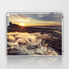 Streaming into the Sunset Laptop & iPad Skin