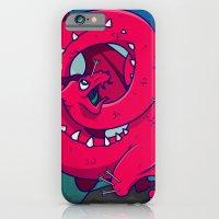 Last Of The Dovah (Skyri… iPhone 6 Slim Case