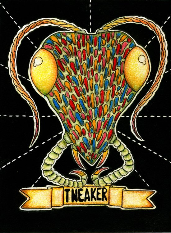 ¨Tweaker¨ Art Print
