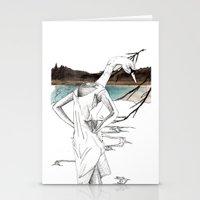 Cycnus Stationery Cards