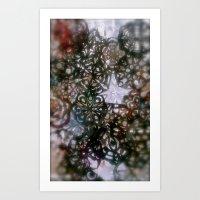 winter detail Art Print