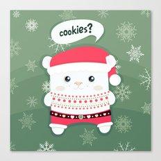 cookies? Canvas Print