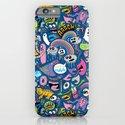 Sad Rainbow Pattern iPhone & iPod Case
