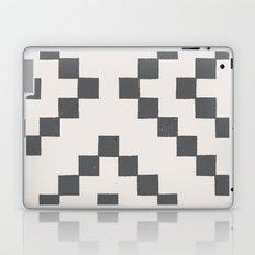 Tiles - in Charcoal Laptop & iPad Skin