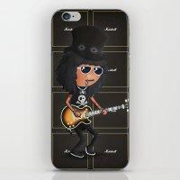 Slash iPhone & iPod Skin