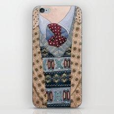 Pattern Dapperness iPhone & iPod Skin