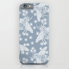 Papercut Bees iPhone 6 Slim Case