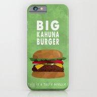 Pulp Fiction - Big Kahun… iPhone 6 Slim Case