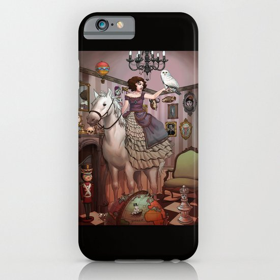 The Victorian Room iPhone & iPod Case