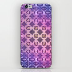 TEXTURE POP - Psychedelic | Mixed Colour | Pop | Abstract | Vector | Retro | Vintage iPhone & iPod Skin
