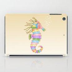 Crayon Ponyfish iPad Case
