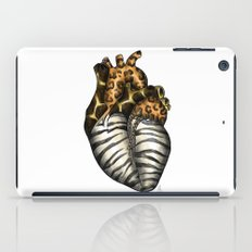 Heart gone wild - color  iPad Case