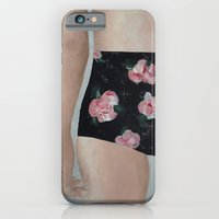 iPhone & iPod Case featuring Be A Good Girl by Girl + Parrot