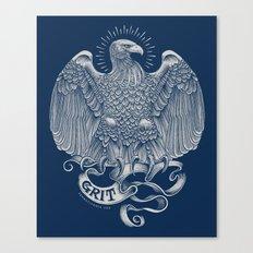 Grit Eagle Canvas Print