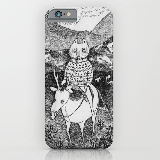 Sami fox iPhone & iPod Case