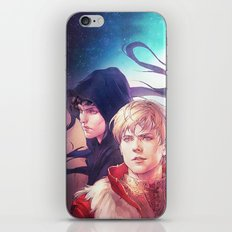 20: Shadowlord and Pirate King iPhone & iPod Skin