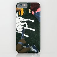 SHINY HAPPY PEOPLE iPhone 6 Slim Case