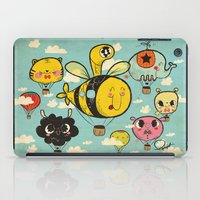 飞行者 HapPig Flight/… iPad Case