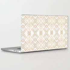 Golden Geo Laptop & iPad Skin