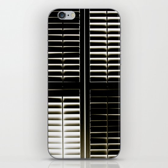 shutter iPhone & iPod Skin