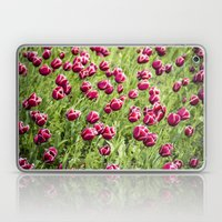 Tulips Will Remember  Laptop & iPad Skin