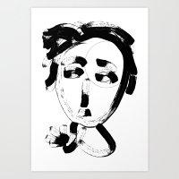 André Art Print