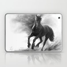 Horse In Storm - GRAPHIT… Laptop & iPad Skin