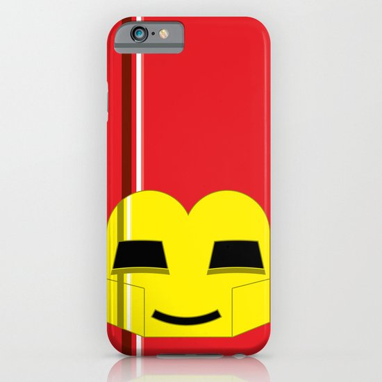 Adorable Iron iPhone & iPod Case