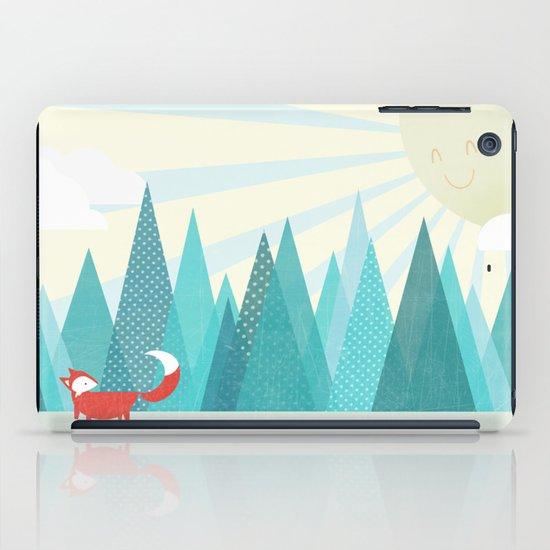 Winter's Over iPad Case