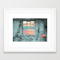 PROSPECT Framed Art Print