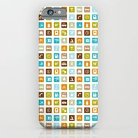 iPhone & iPod Case featuring Travel Icons by ts55