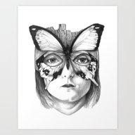 SUPERBG! Art Print