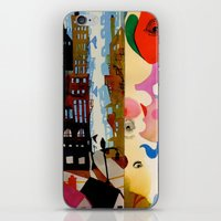 New City iPhone & iPod Skin